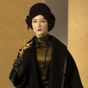 Margarita doll. Author Elena Kunina