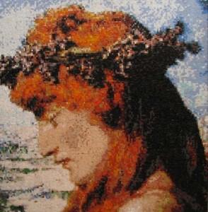 Russian artist Tatiana Smirnova