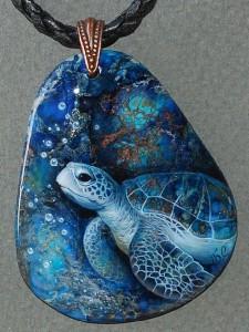 On the turtle depth