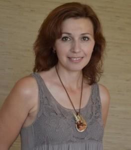 Russian artist Svetlana Belovodova