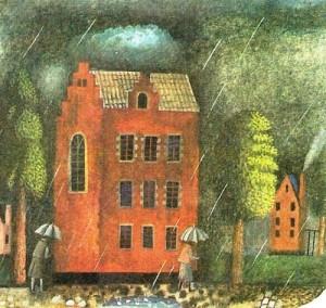Autumn rain, 1982