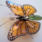 Techno-Entomology art