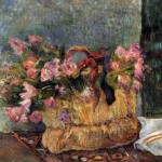 Paul Gauguin flowers