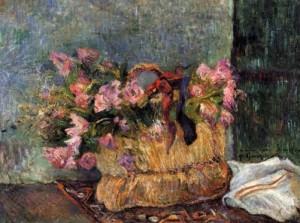 Gauguin flowers