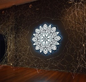 Installation in Perth, Western Australia. Entanglement