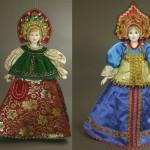 Russian Doll master Olga Yegupets