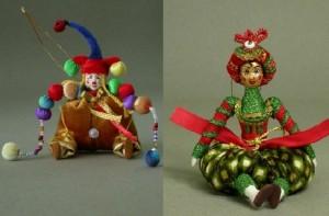 Amazing Clown'. Author AI Dubrovin