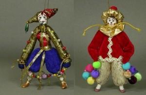 Circus 'Clowns. Author AI Dubrovina