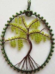 Jewelry art by British designer Louise Goodchild