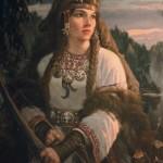 Devana – Goddess of hunt
