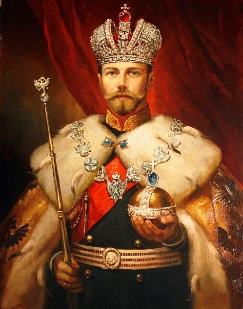 emperor nicholas ii of russia art kaleidoscope