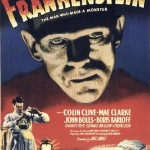 Film poster Frankenstein
