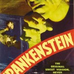 Frankenstein Film poster