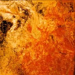 Min Klementiev stone painting