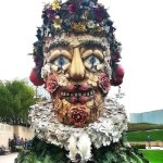 Arcimboldo sculptures by Philip Haas