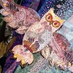 Textile artist Valentina Maximova
