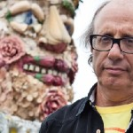 American film director and sculptor Philip Haas