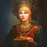 Russian artist Andrey Shishkin