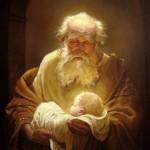 Simeon and Jesus