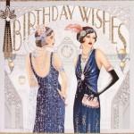 Clintons Art Nouveau cards