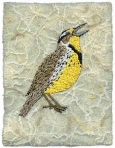 Kirsten Chursinoff embroidery