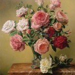 The Raphael of flowers Pierre-Joseph Redoute