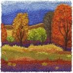 Kirsten Chursinoff embroidery art