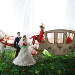 Wedding Carriage (miniature)