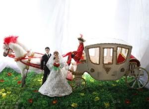 Wedding Carriage (miniature)