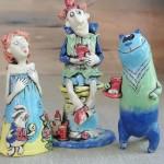 Olga Maltseva ceramic art