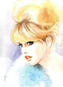 Sex symbol of 1960s – Brigitte Bardot