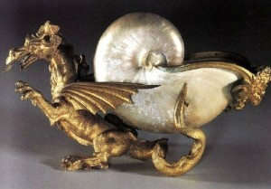 Dragon Vessel Nautilus cup