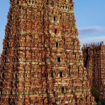 Huge Hindu Temple in India