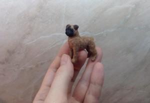 Petit Brabant, handmade toy by Victoria Chernysheva