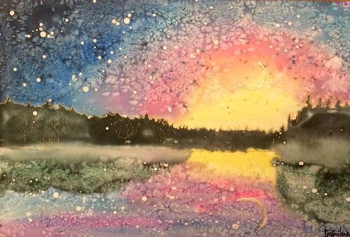 Moonlight Painter John Atkinson Grimshaw