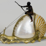 Exquisite Nautilus jewelry art masterpieces