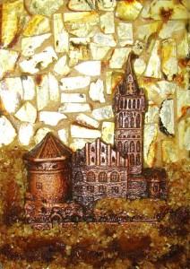 Royal (mosaics). Kaliningrad