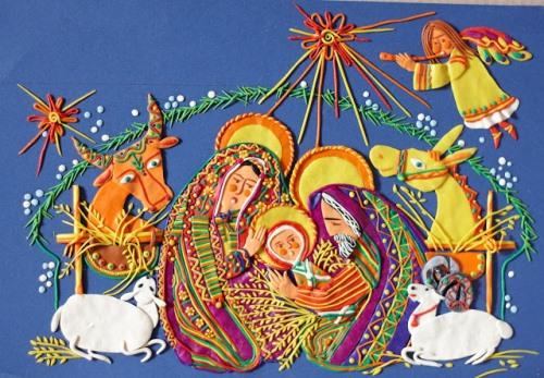 Plasticine painting by Tatiana Barinova - Art Kaleidoscope  Plasticine Sculpture