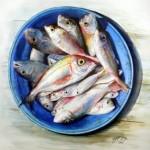 Dish of fish