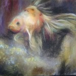 Yana Bogdanova wool painting