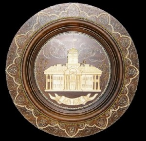 Tsekunovka filigree art