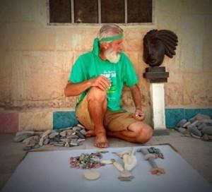Nizar Ali Badr pebble stories