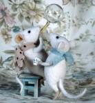 Wonderful Felted toys by Natalia Fadeeva