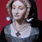 Realistic Doll 'Catherine of Aragon'