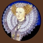 Mary Sidney, Countess of Pembroke c. 1590. Nicholas Hilliard portrait miniature
