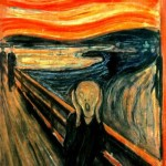 The Scream (1893). Mysterious Edvard Munch