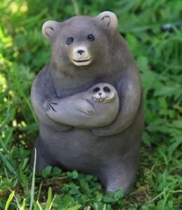 Bear and seal. Ocarina