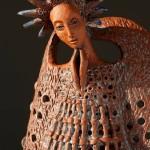 A spiritual creature created by Marta Wasilczyk