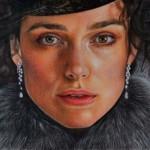 Pencil drawing by Ekaterina Putyatina