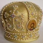 Ubrus Gold embroidery workshop